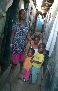 Mathare_Family