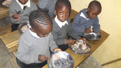 Mathare Food Program