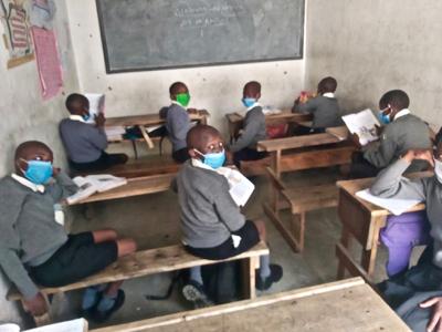 Kenya School Update